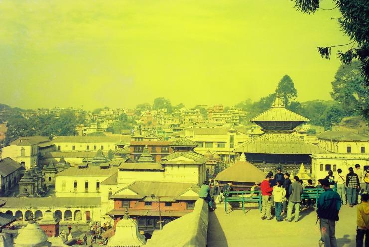Nepal 1998 - city o
