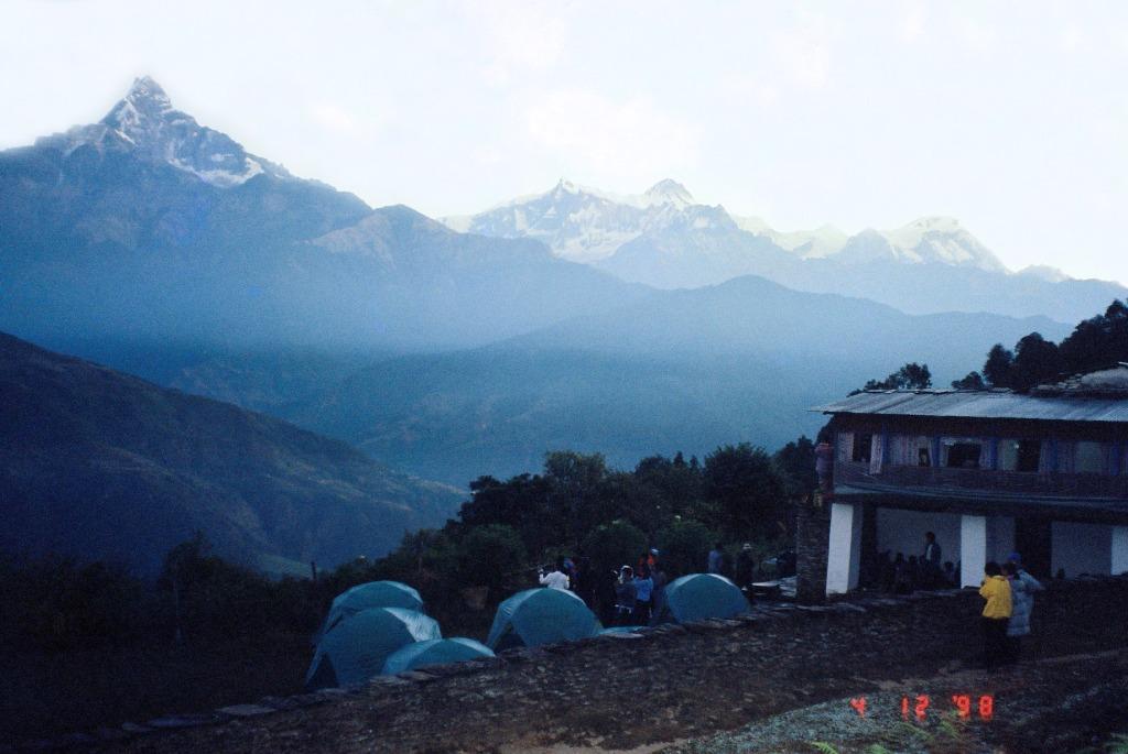 Nepal 1998 - mountains02