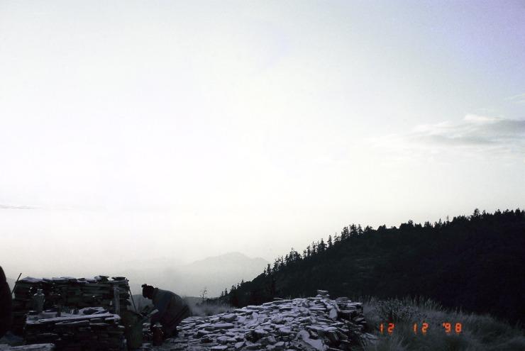 Nepal 1998 - mountains03