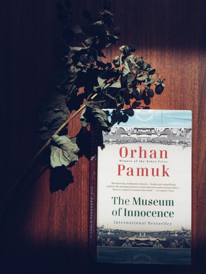 Orhan Pamuk: The Museum of Innocence