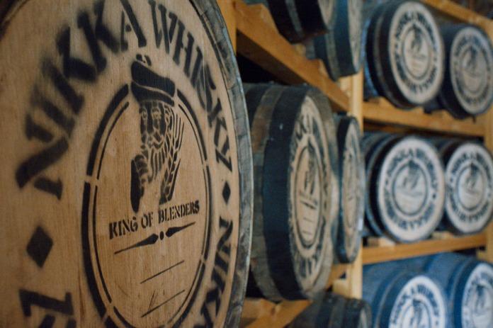 Nikka Whisky Yoichi Distillery ニッカウヰスキー余市蒸留所 05