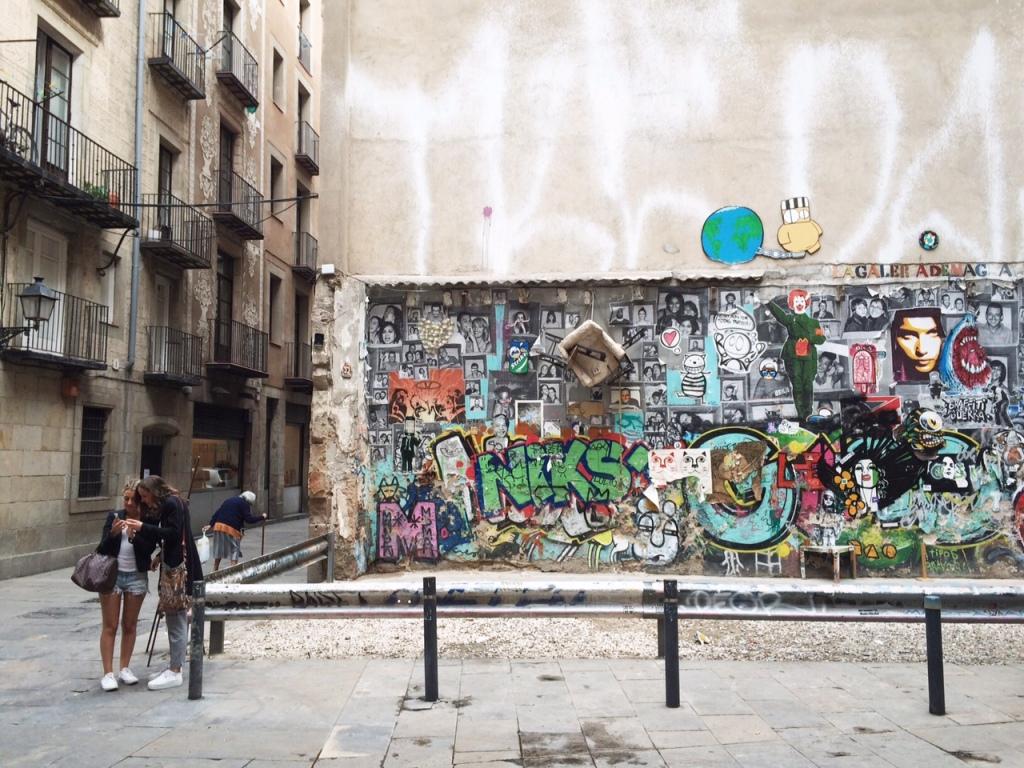 Born, Barcelona