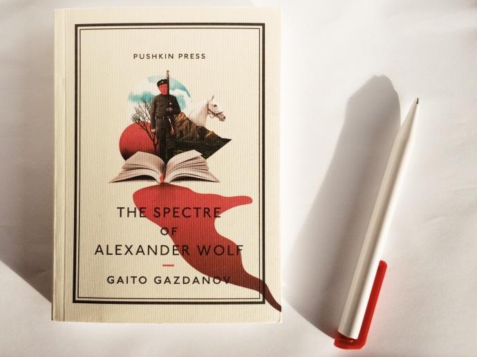 Gaito Gazdanov: The Spectre of Alexander Wolf