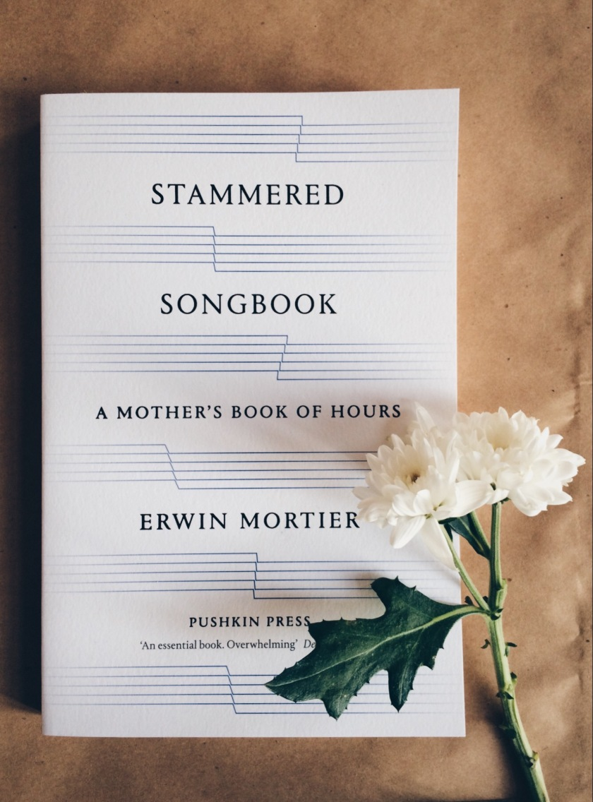 Erwin Mortier - Stammered songbook