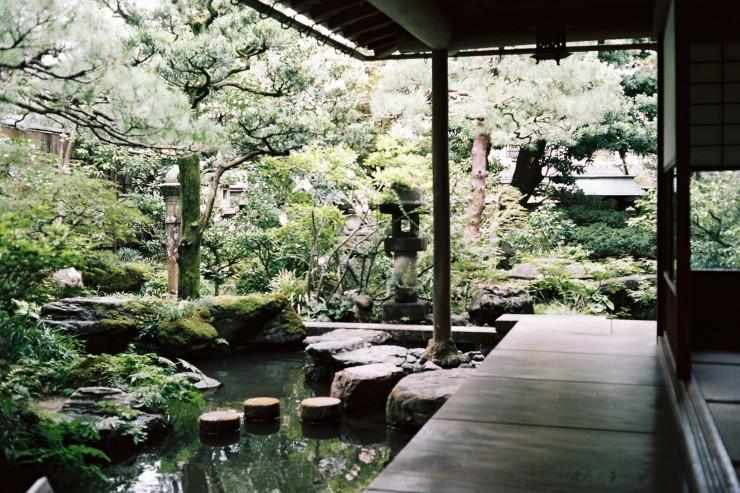 Nomura Samurai House in Kanazawa