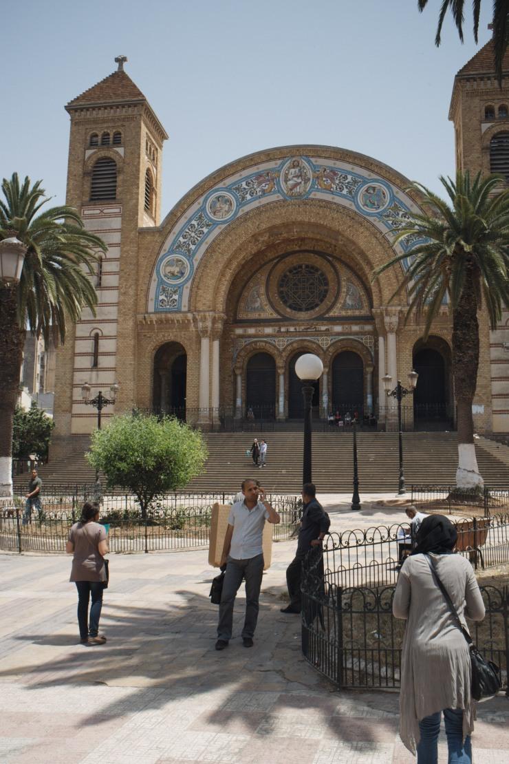 Cathédrale du Sacré-Cœur de Jésus in Oran