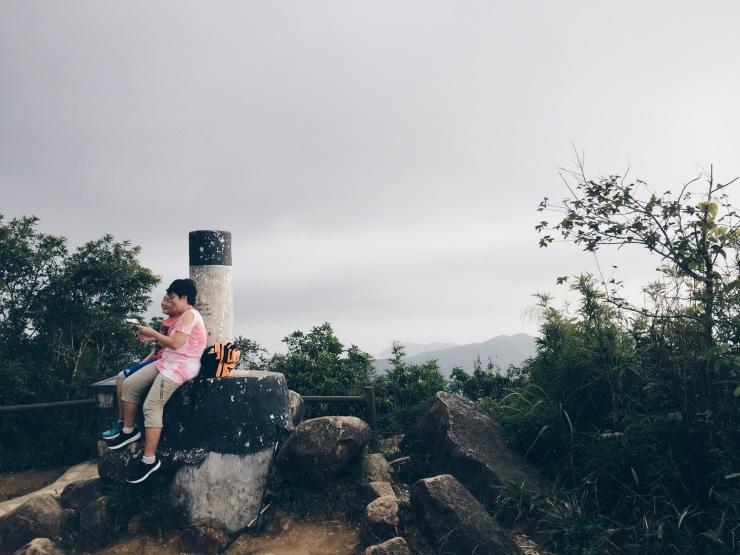 Mount Butler 畢拿山