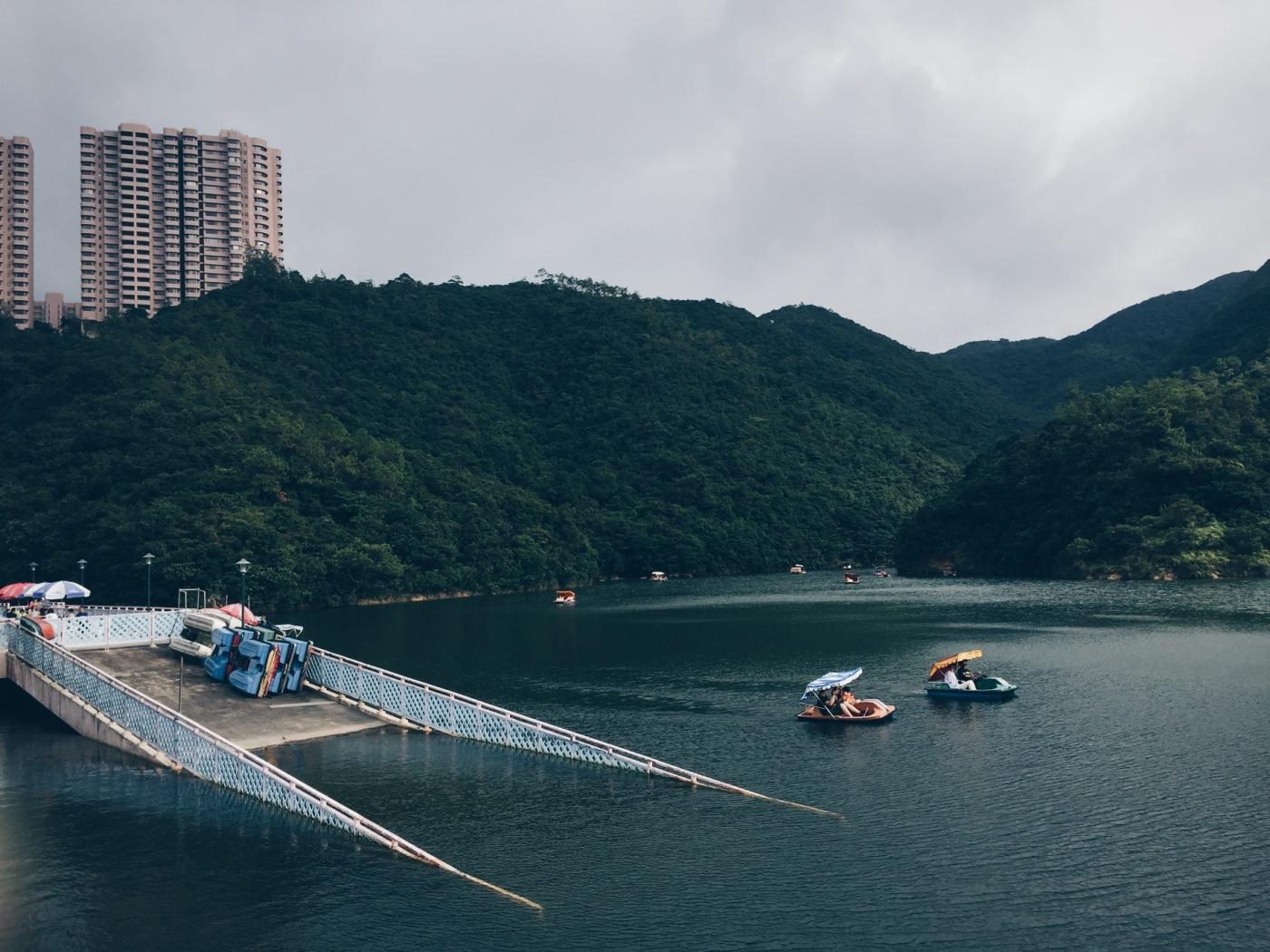 Tai Tam Reservoir 大潭水塘