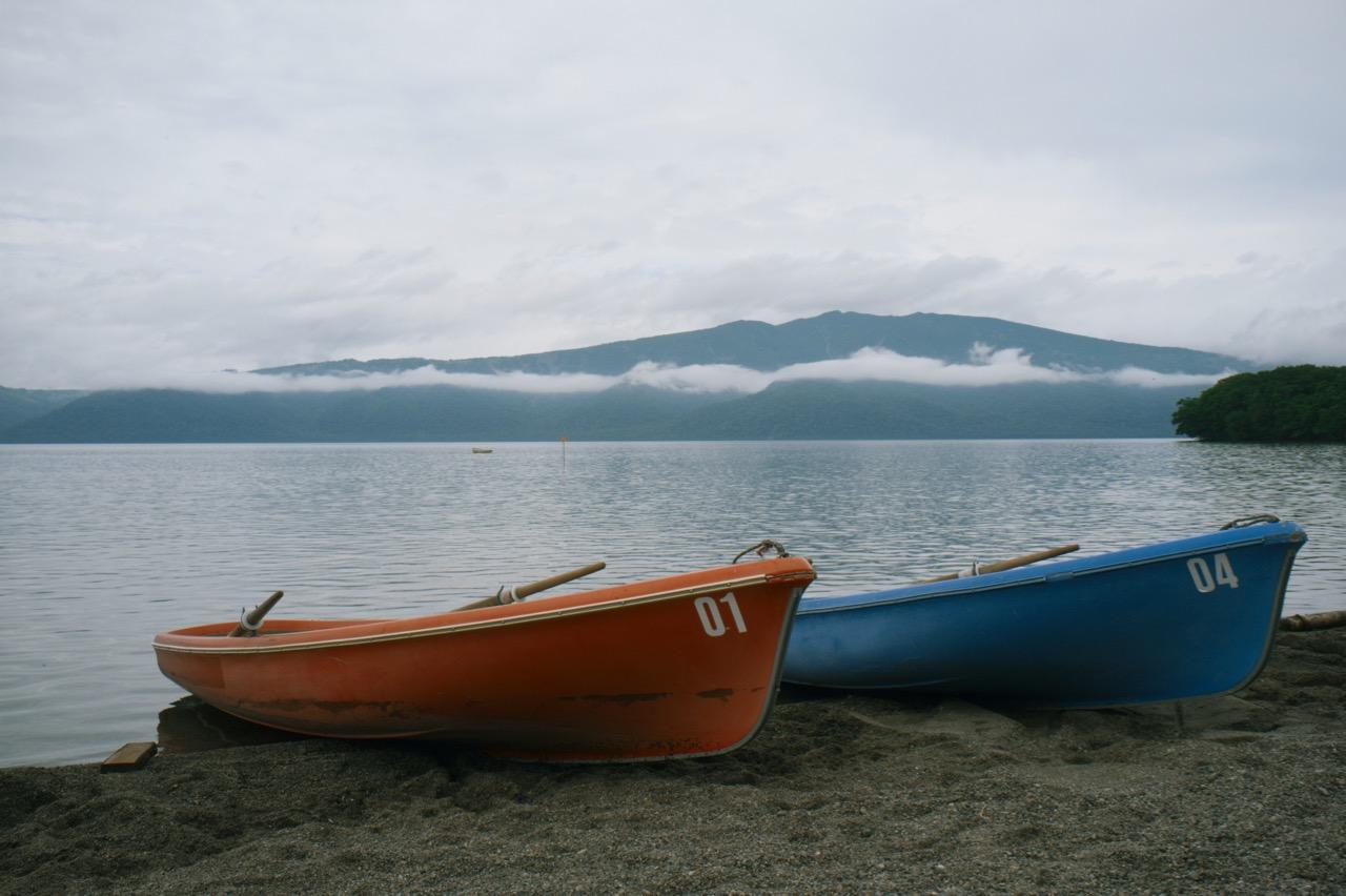 Lake Kussharo 屈斜路湖
