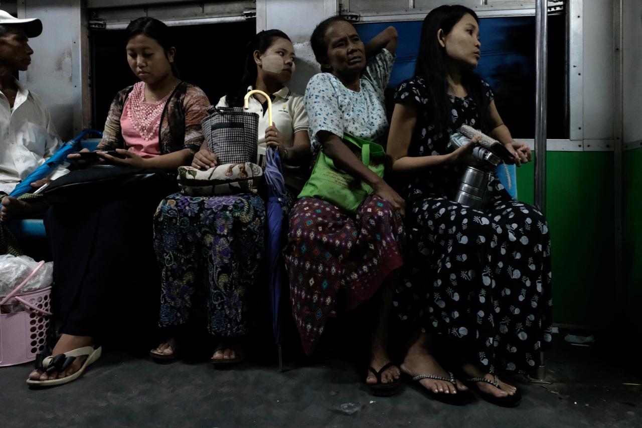 Yangon circle line
