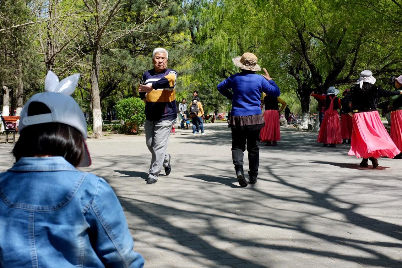 Beiling Park 北陵公园
