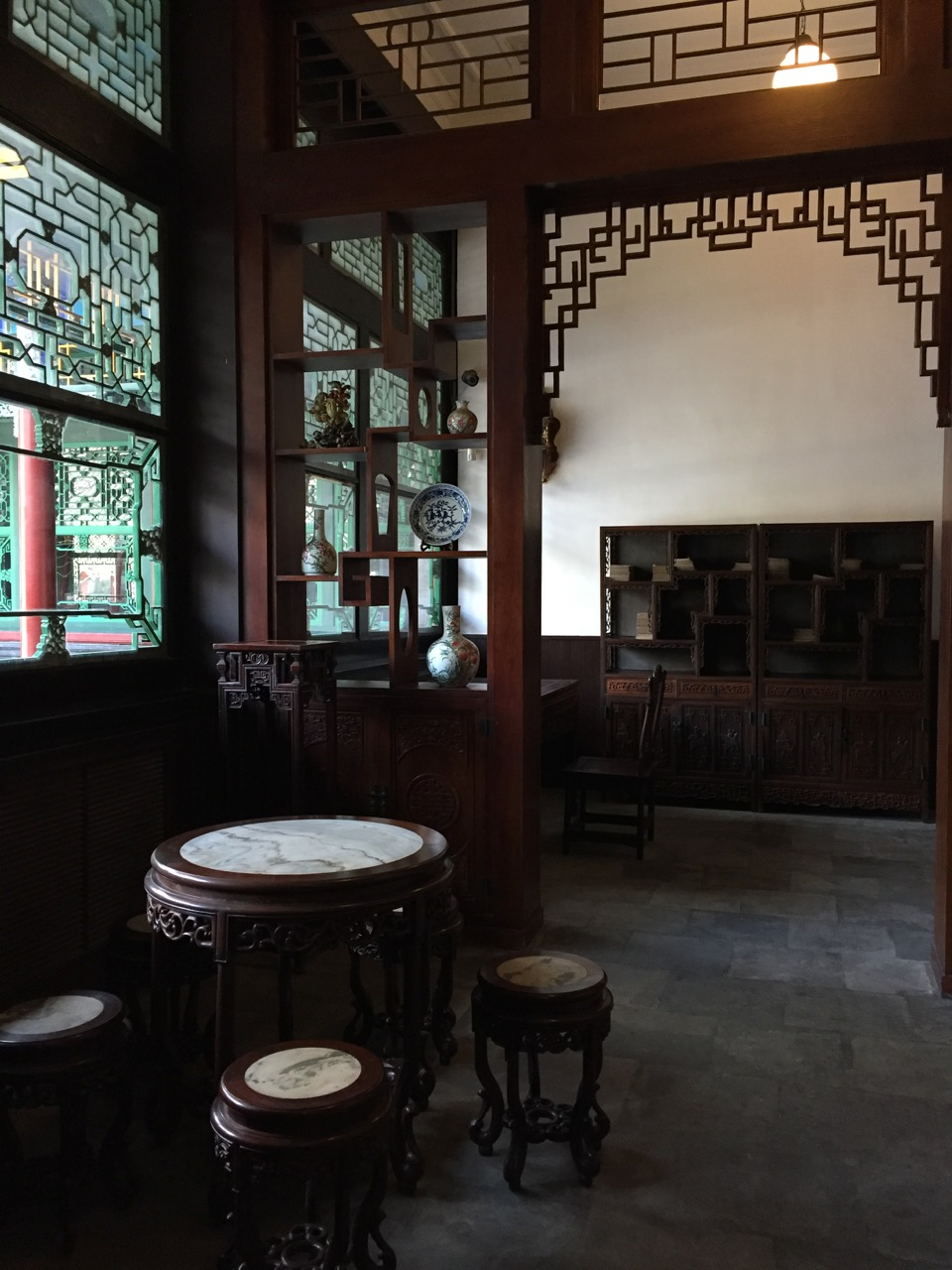 Marshal Zhang's Mansion 张氏帅府