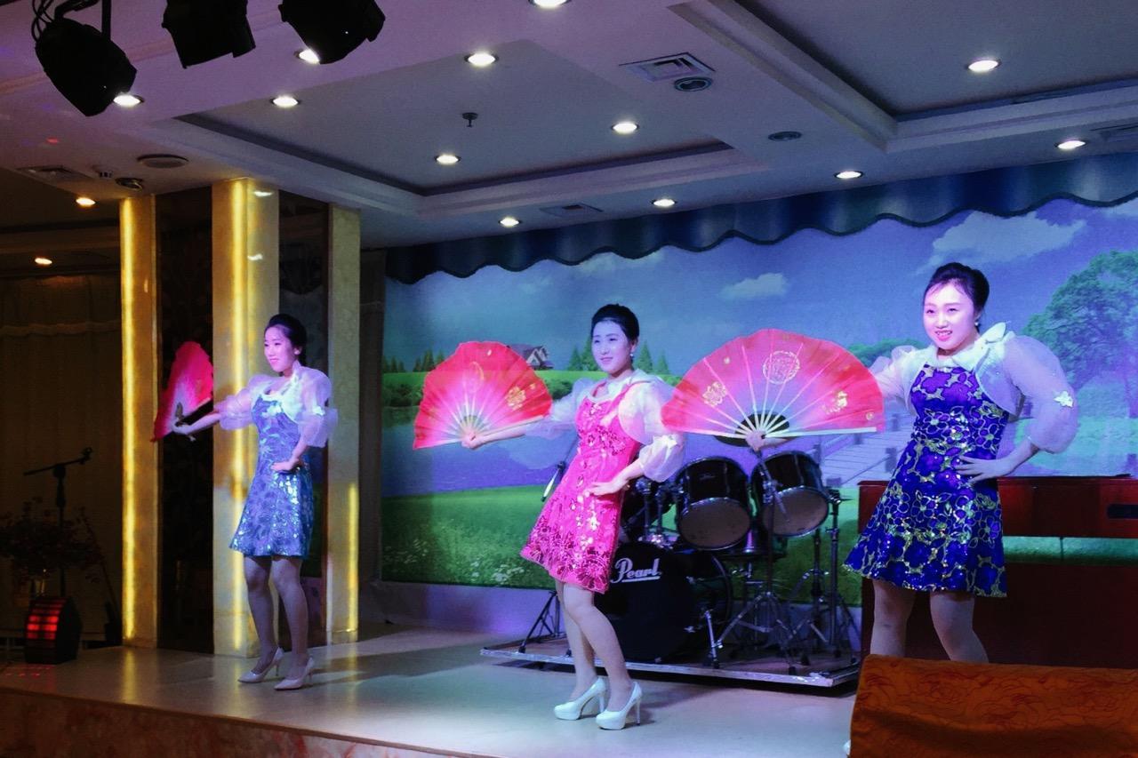 Pyongyang Restaurant 平壤馆 @ Xita Street