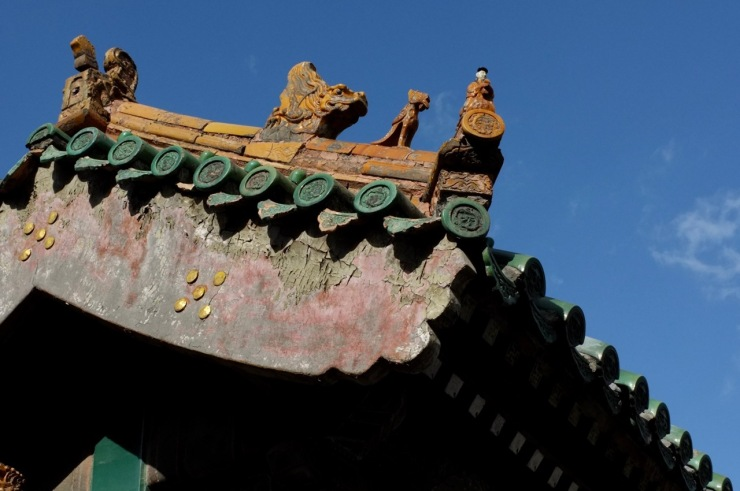 Shenyang Imperial Palace / Mukden Palace 沈阳故宫