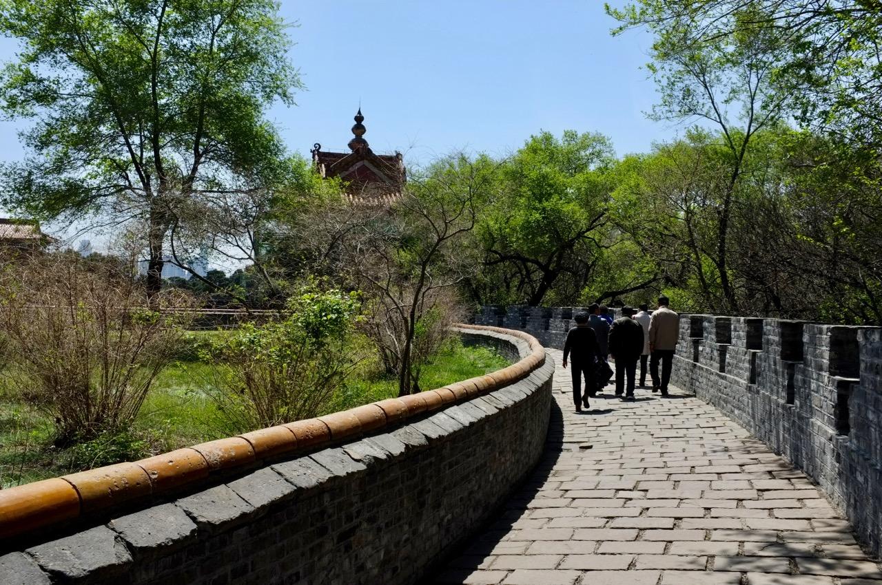 Zhao Mausoleum 清昭陵 @ Beiling Park