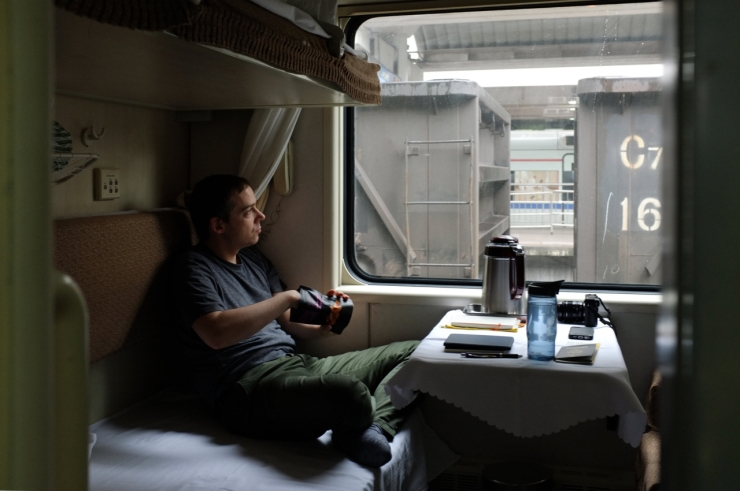 Overnight train from HK to Shanghai