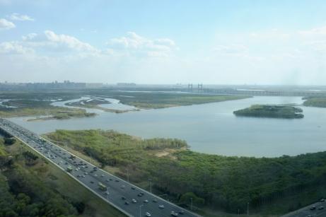 View from Songbei Shangri-La, Harbin
